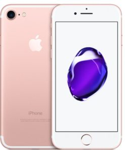 Apple iPhone 7 128GB Ros? Gold - Sehr guter Zustand