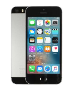 Apple iPhone SE 16GB Spacegray, Zustand: Gut